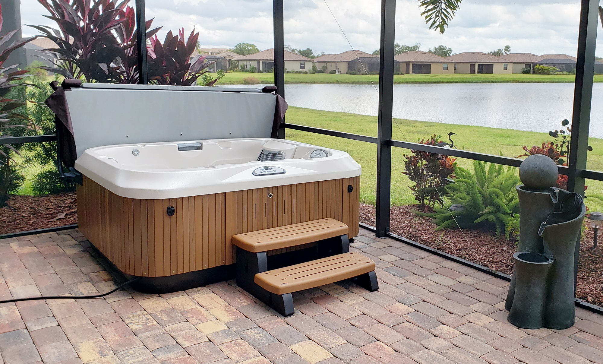 J-315 Hot Tub in Sarasota