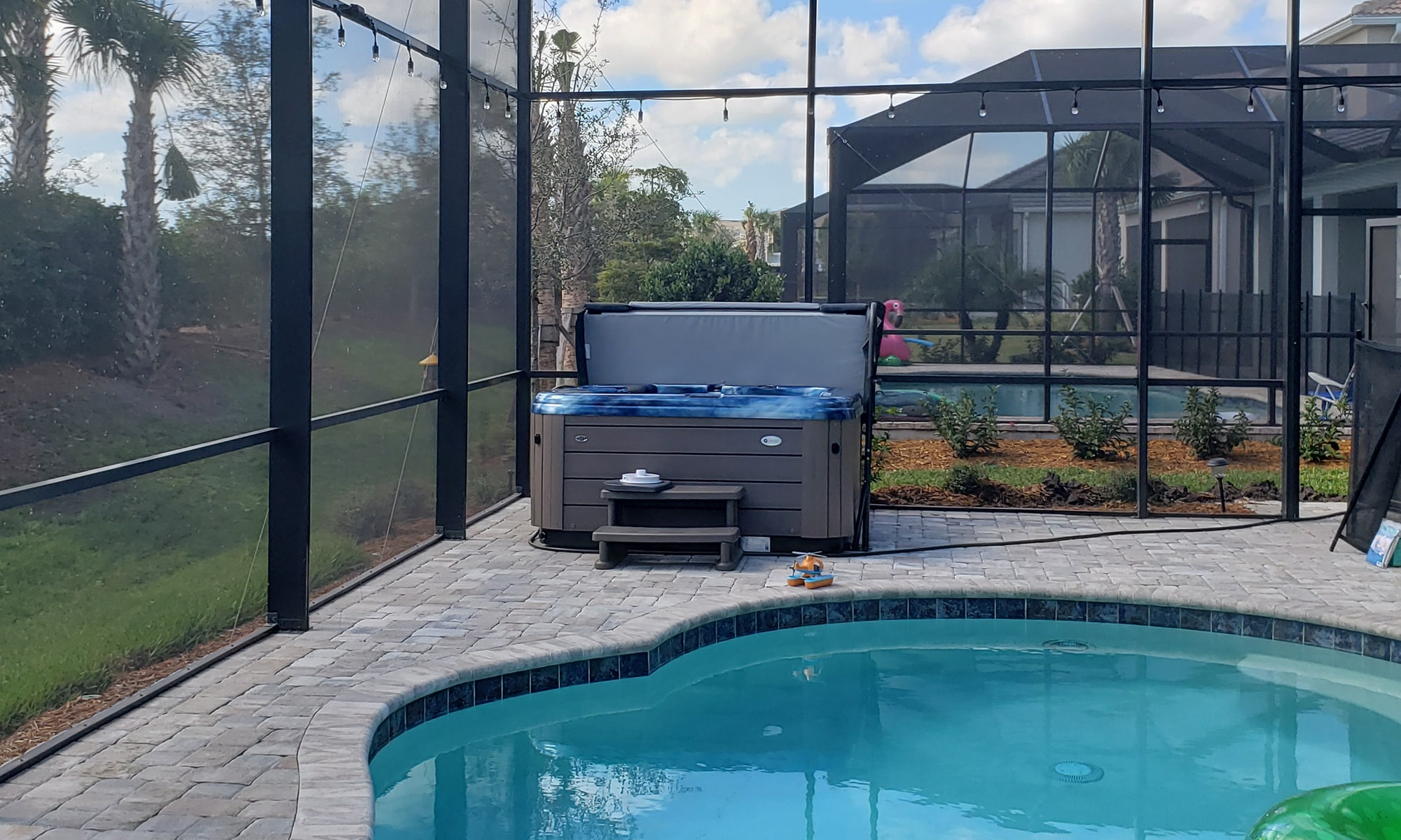 Whirlpool Spa Installation in Sarasota