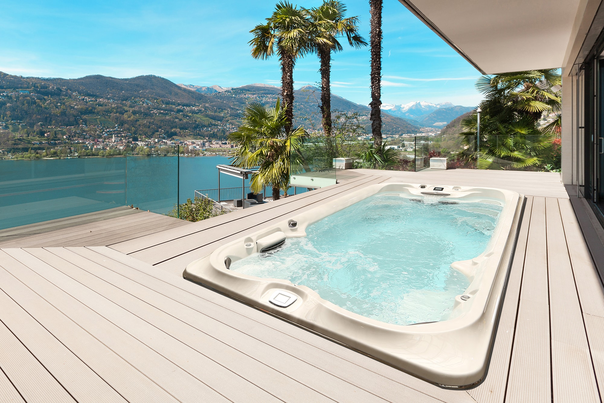 Jacuzzi PowerPro Swim Spa