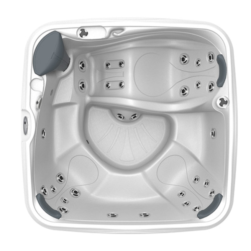 Jacuzzi® Square Lounge Hot Tub