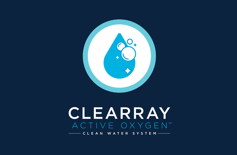CLearRay Active oxygen